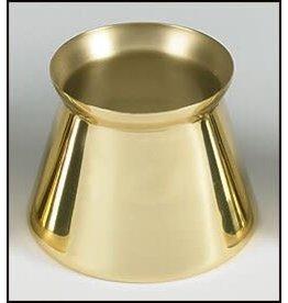 """Will & Baumer 2.5"""" Wilbaum Brass Follower"""