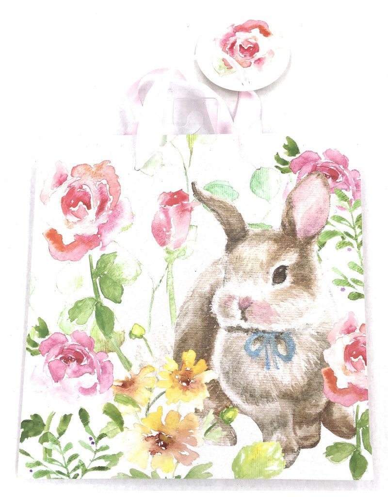 Simply Catholic Spring Bunny Gift Bag