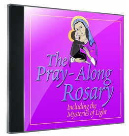 St. Mary's Press Pray Along Rosary CD: Including the Mysteries of Light