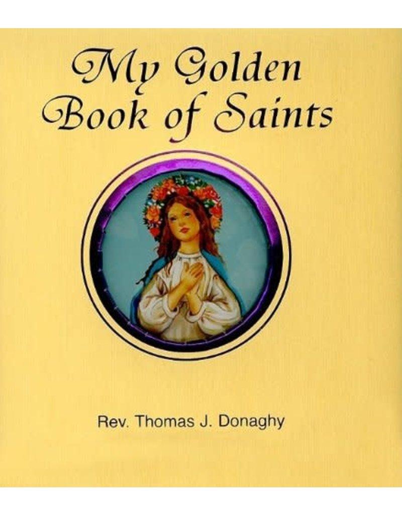 Catholic Book Publishing Corp My Golden Book of Saints