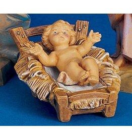 "Fontinini Fontanini 2.75"" Long Baby Jesus"