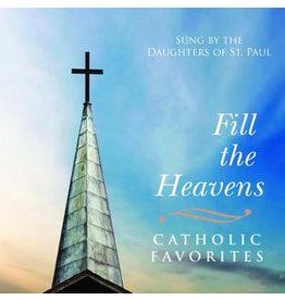 Pauline Books & Publishing Fill Heavens (Cath Fav I) CD