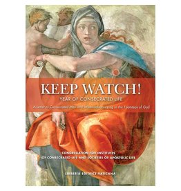 USCCB Publishing Keep Watch! Year of Consecrated Life