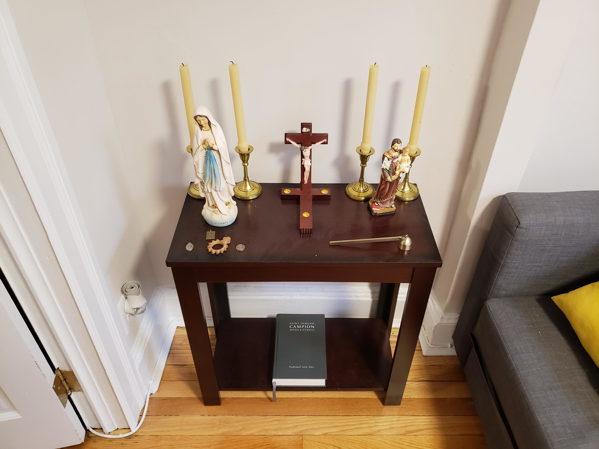 Home Altars: A Space for God