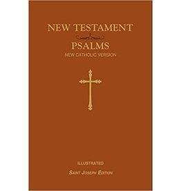 St. Joseph New Catholic Version New Testament and Psalms