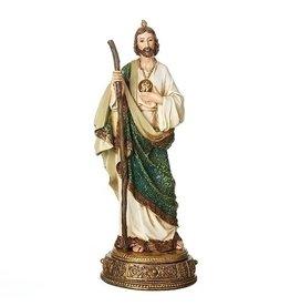 Roman, Inc St. Jude Heavenly Protector on Base 10.75