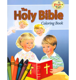 Catholic Book Publishing Corp The Holy Bible Coloring Book For Children