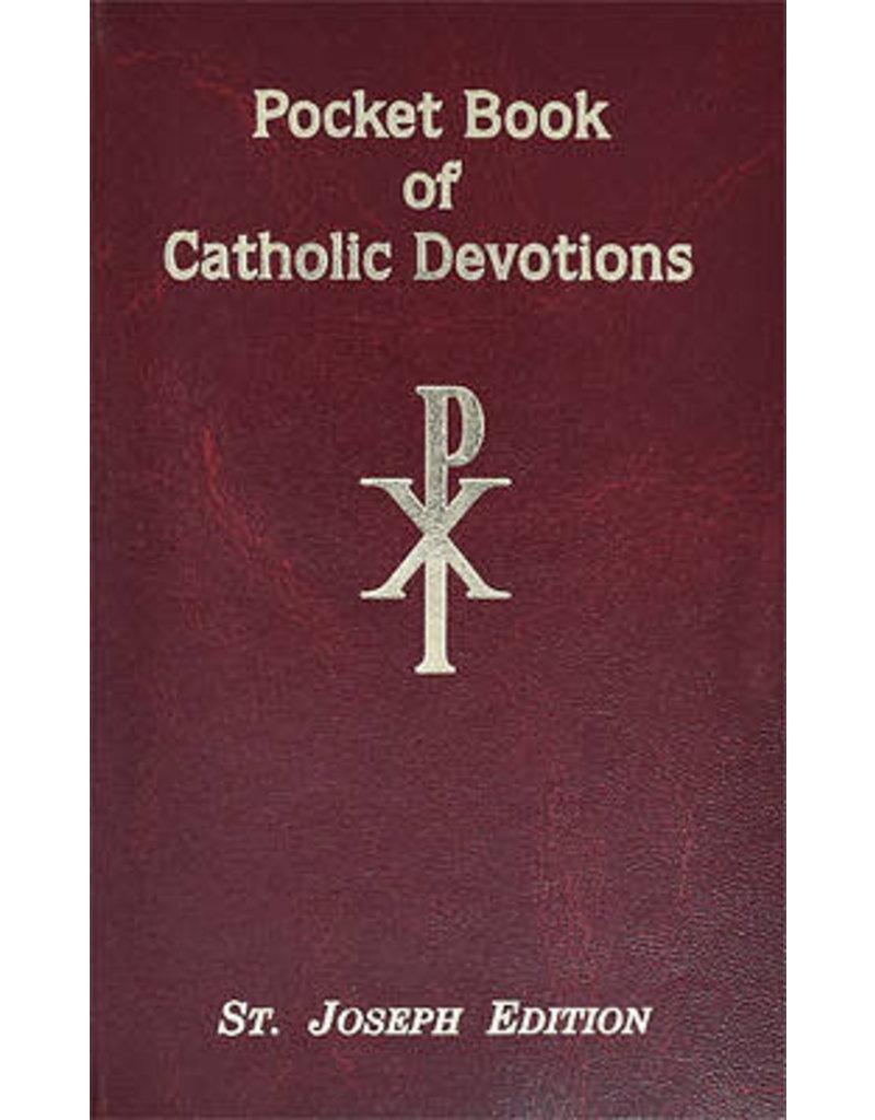 Catholic Book Publishing Corp Pocket Book of Catholic Devotions