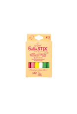 Jaq Jaq Bird ButterStix Multicolor with Holder (Yellow Box)