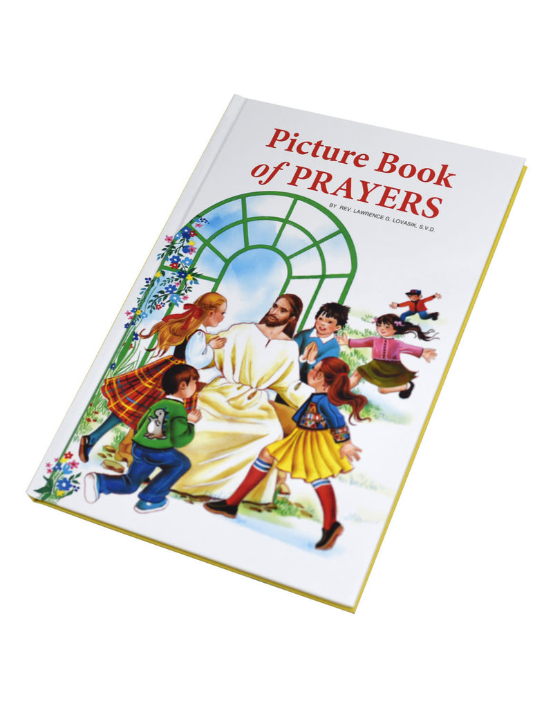 Catholic Book Publishing Corp Picture Book Of Prayers