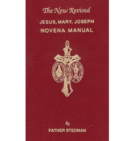 Fraternity Publications The New Revised Jesus, Mary, Joseph Novena Manual