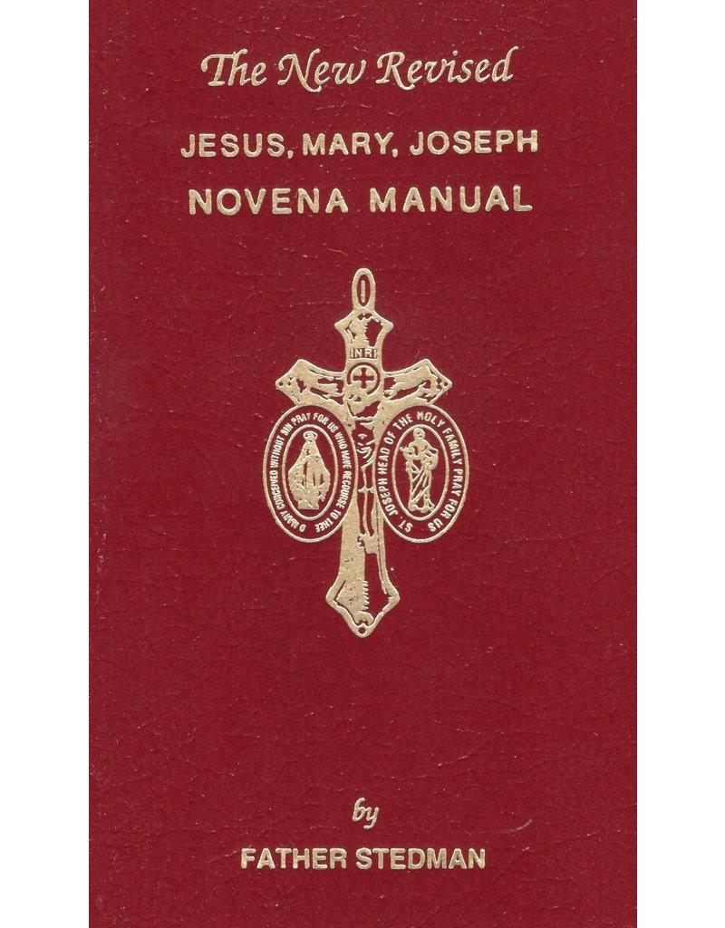 Fraternity Publications The New Revised Jesus, Mary, Joseph Novena Manual