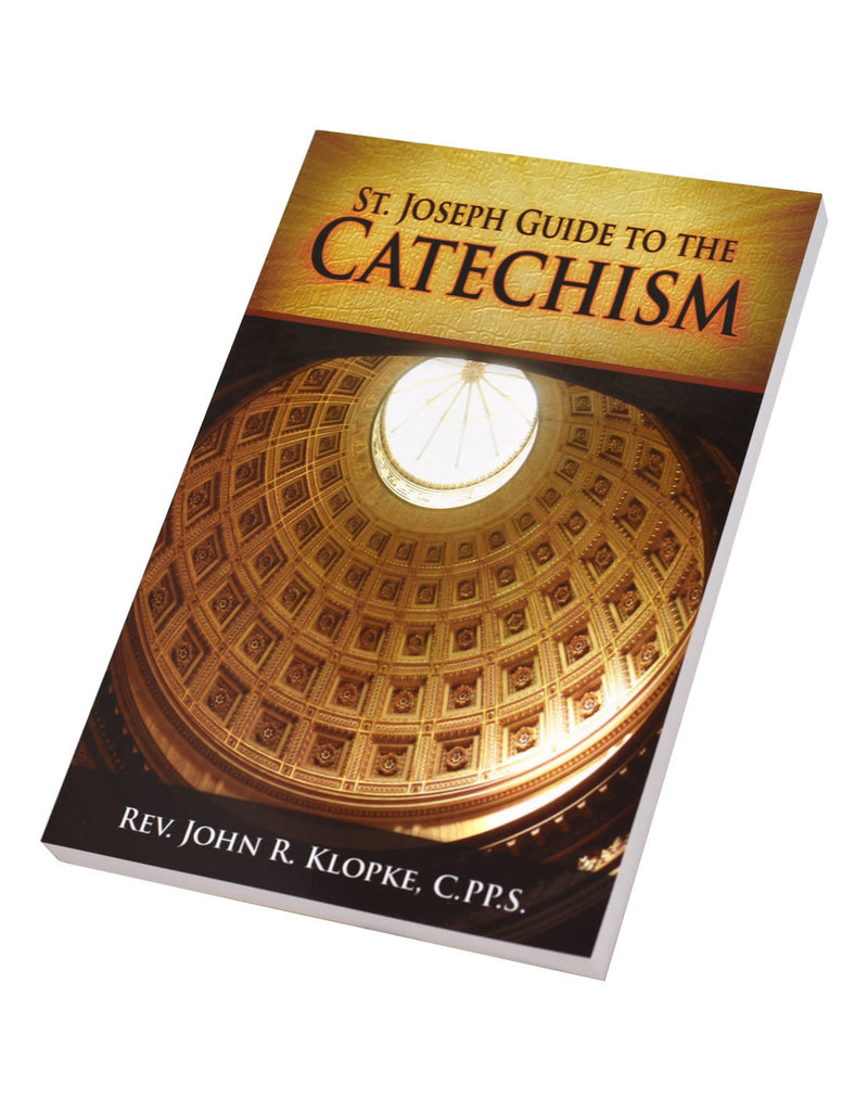 Catholic Book Publishing Corp St. Joseph Guide To The Catechism