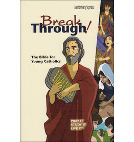 Breakthrough! The Bible for Young Catholics, 2nd Edition