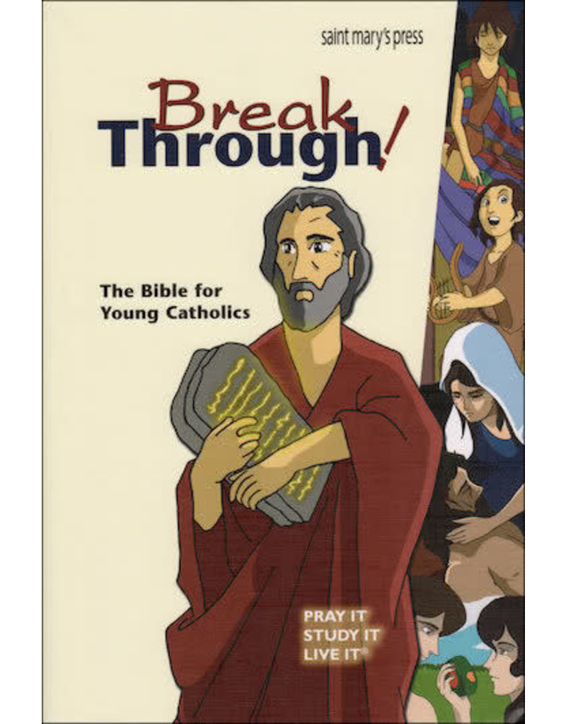 St. Mary's Press Breakthrough! The Bible for Young Catholics, 2nd Edition