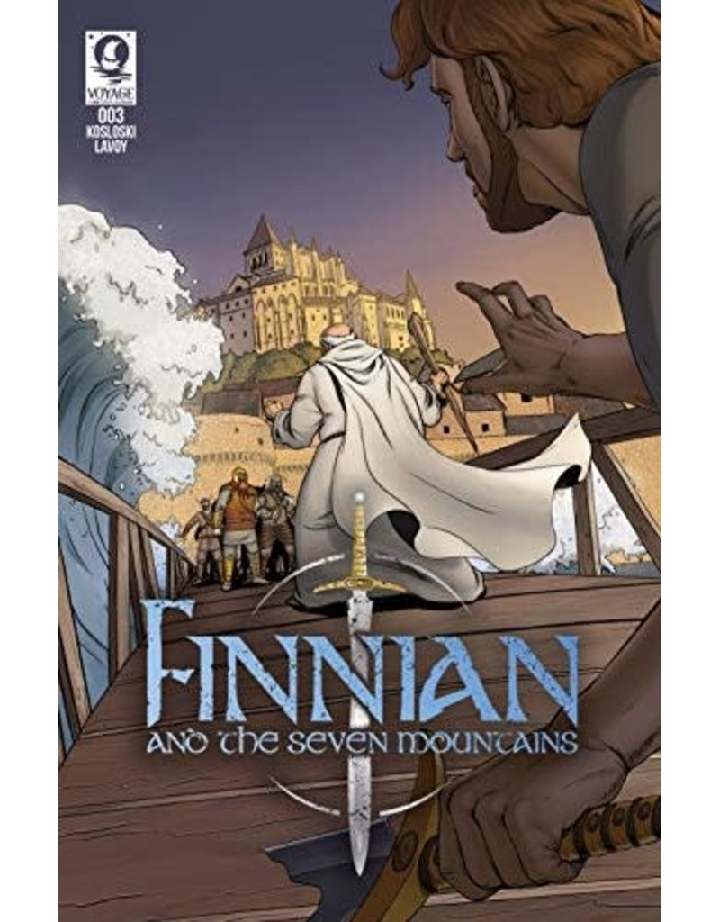 Voyage Comics Finnian and the Seven Mountains: Issue 3