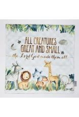 Spiritus All Creatures Great and Small Blanket