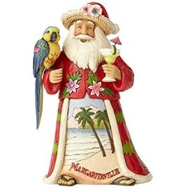 "Jim Shore ""Merry in Margaritaville"" Jim Shore Santa Figurine"