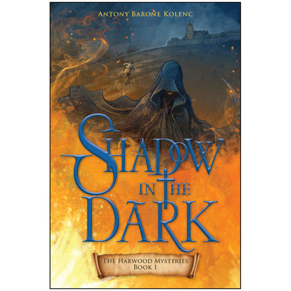 Tony Kolenc Book Signing New Book: Shadow in the Dark