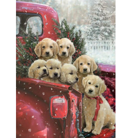Vermont Christmas Company Christmas Delivery Jigsaw Puzzle