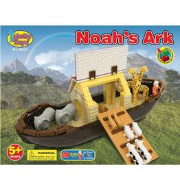 Trinity Toyz Trinity Toyz Noah's Ark Building Block Set