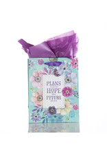 Plans to Give You Hope Medium Gift Bag