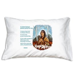 IHM Designs Prayer Pillowcase Kateri