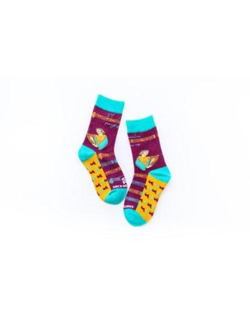 Sock Religious St. Cecilia Kids Socks