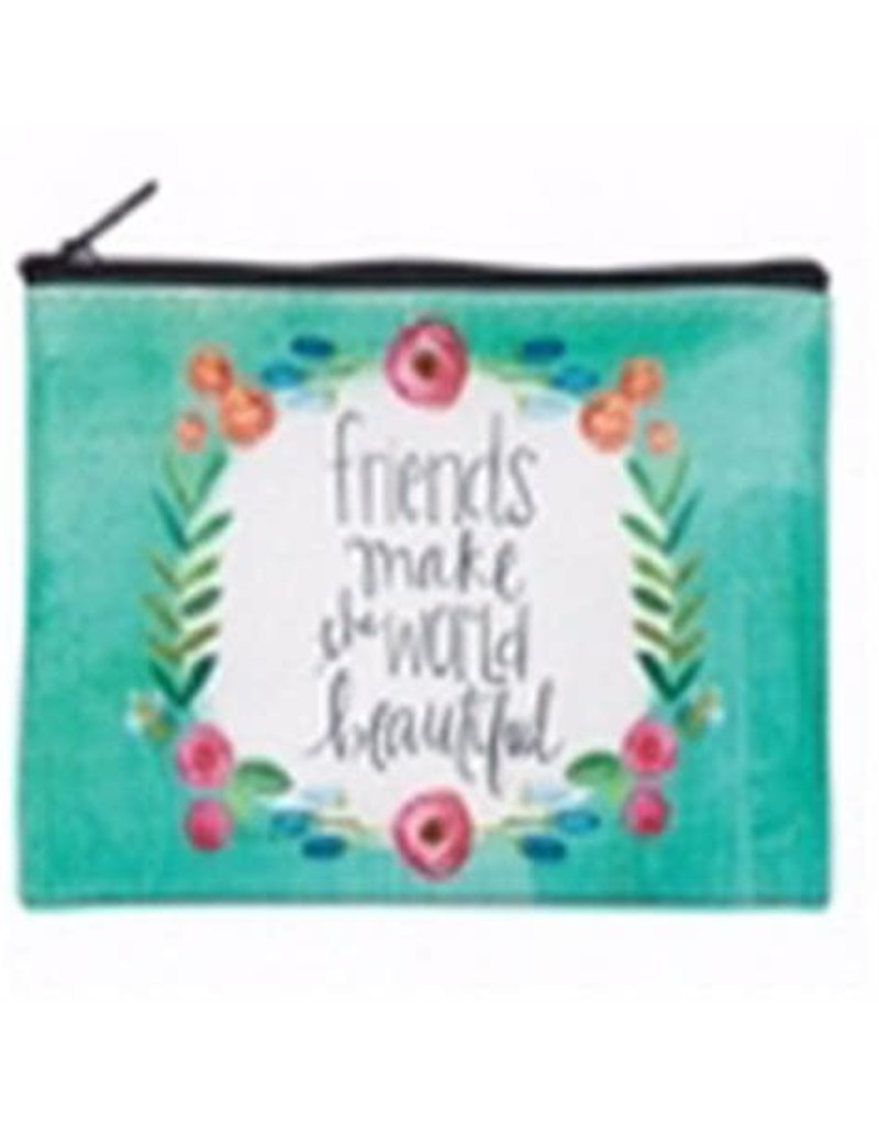 BrownlowGift Coin Purse-Friends (6 x 4.25)