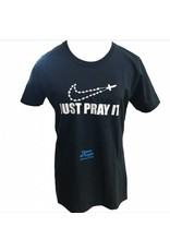 QOA Catholic Just Pray It T-Shirt