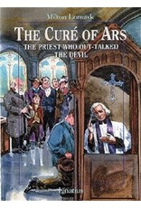 Ignatius Press The Cure of Ars The Priest Who Out-Talked the Devil (Vision Books)