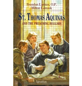 Ignatius Press St. Thomas Aquinas and the Preaching Beggars (Vision Books)
