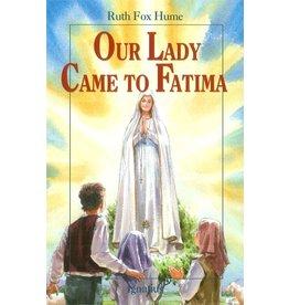 Ignatius Press Our Lady Came to Fatima (Vision Books)