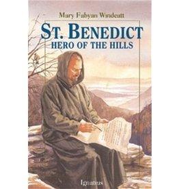 Ignatius Press St. Benedict (Vision Books)