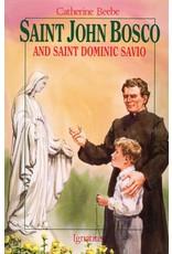 Ignatius Press Saint John Bosco (Vision Books)