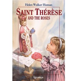 Ignatius Press Saint Therese and the Roses (Vision Books)