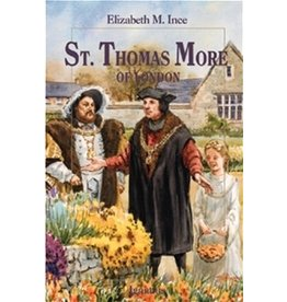 Ignatius Press St. Thomas More of London (Vision Books)