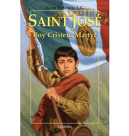Ignatius Press Saint Jose Boy Cristero Martyr (Vision Books)