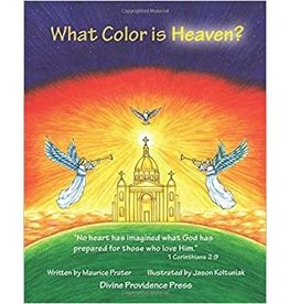 Divine Providence Press What Color Is Heaven?