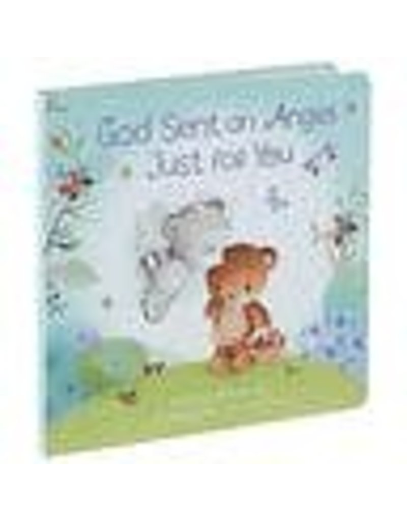 Hallmark God Sent an Angel Just for You Board Book