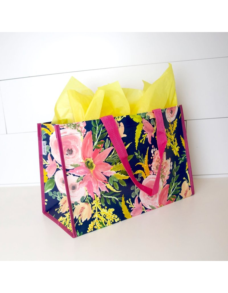 Mary Square Gift Bag | Juliana Blossoms | X-Large