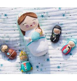 Shining Light Dolls Blessed Virgin Mary, Mother of God Shining Light Doll