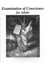 Fraternity Publications Examination of Conscience for Adults