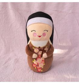 Shining Light Dolls Saint Therese of Lisieux Shining Light Doll