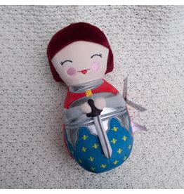 Shining Light Dolls St. Joan of Arc Shining Light Doll