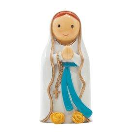 Little Drops of Water Little Drops of Water: Our Lady of Lourdes Statue