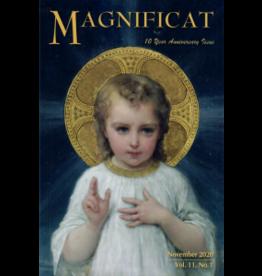 Magnificat Magnificat Large Print November 2020