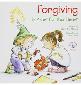 Abbey Press Forgiving Is Smart for Your Heart (Elf-Help For Kids)