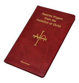 Catholic Book Publishing Corp Favorite Prayers From The Imitation Of Christ