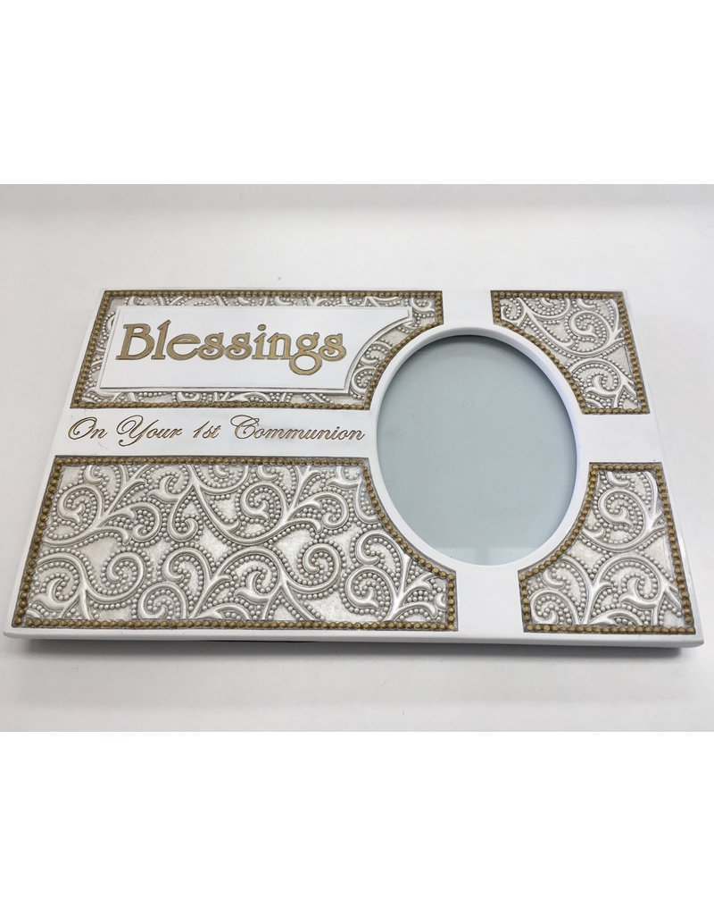Gifts of Faith Blessings on your 1st Communion Picture Frame